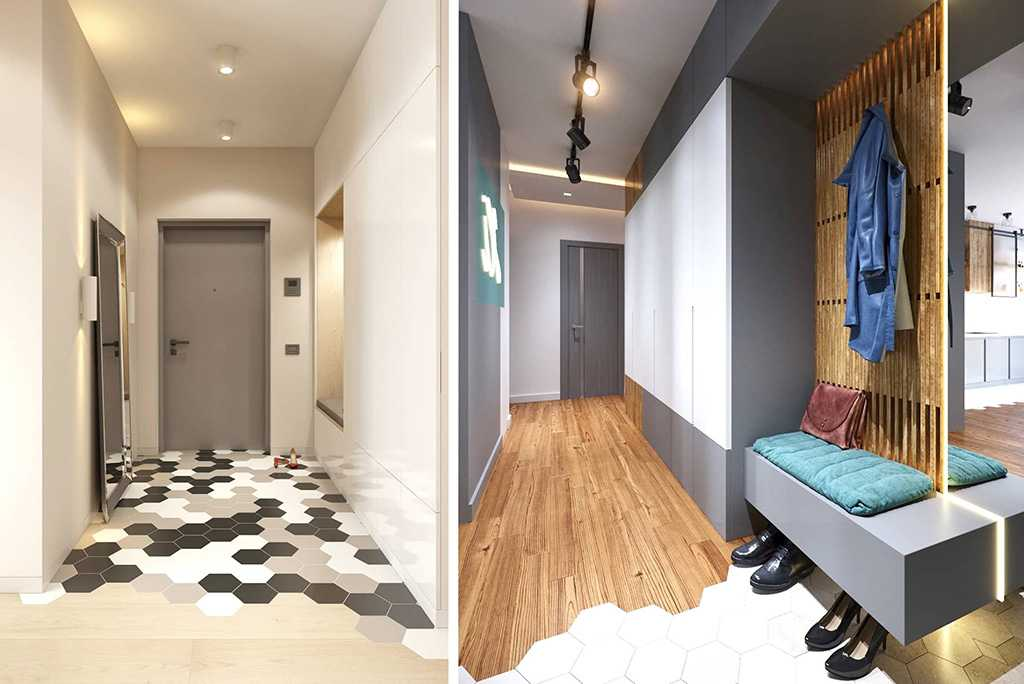 Серая прихожая (65 фото): идеи дизайна коридора в серо-белых и других тонах. стены и двери, пол и мебель в сером цвете в интерьере