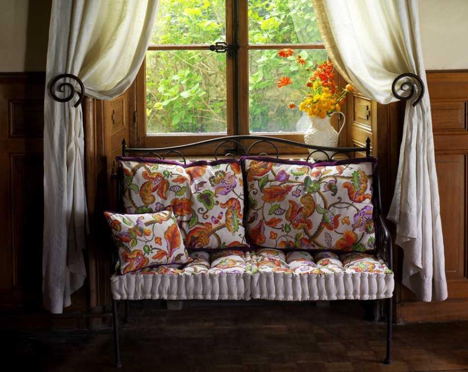 Декор в стиле прованс +75 фото идей украшения своими руками - «стили» » все о сауне