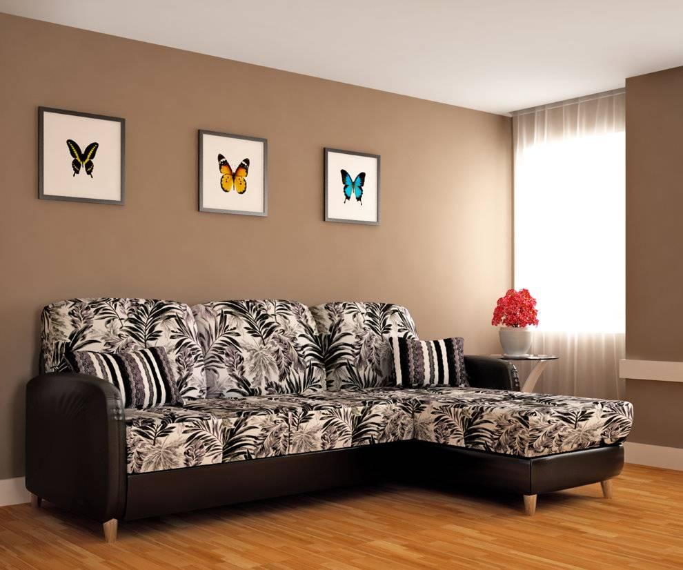 Стильные и модные диваны