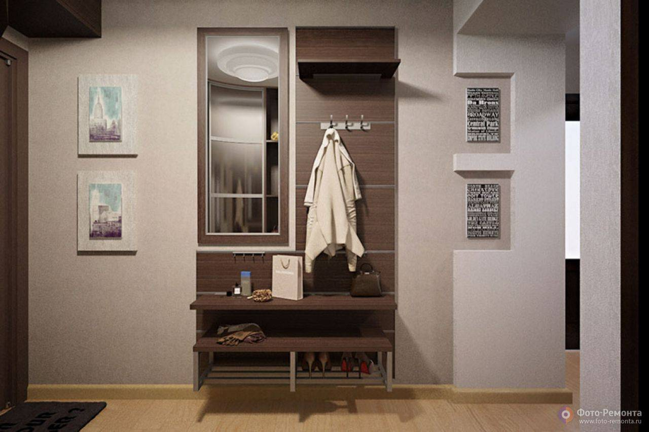Современный дизайн прихожей в квартире 2020: 60 фото в интерьере