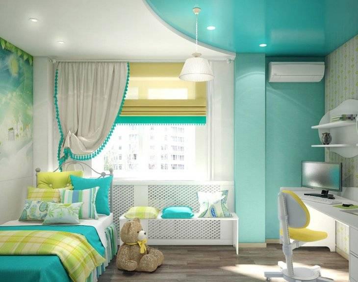 Бирюзовый диван в интерьере: 50 фото, идеи для гостиной, кухни, детской, спальни