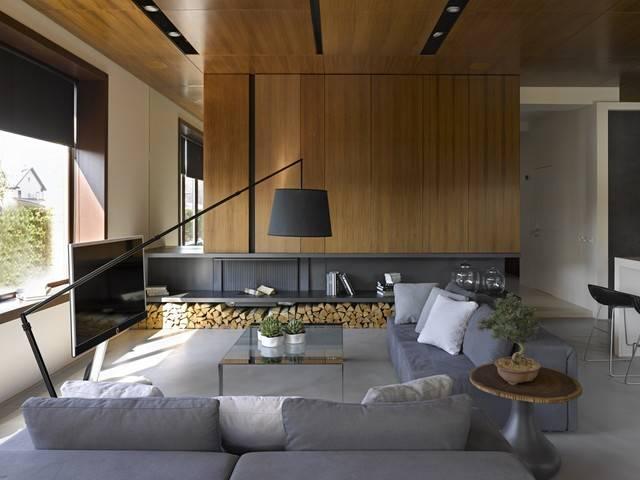 Дизайн гостиной в стиле минимализм и лучшие идеи для интерьера