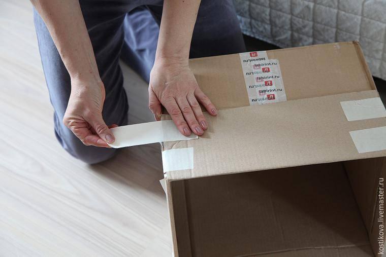 Как сделать коробочку своими руками - создание подарочной коробки, оригами