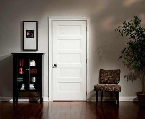 Элитные двери в интерьере
