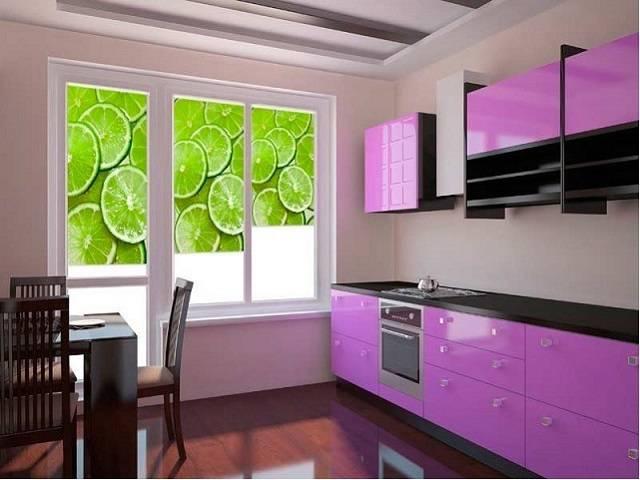 3д фотообои для кухни: плюсы и минусы, виды, фото в интерьере