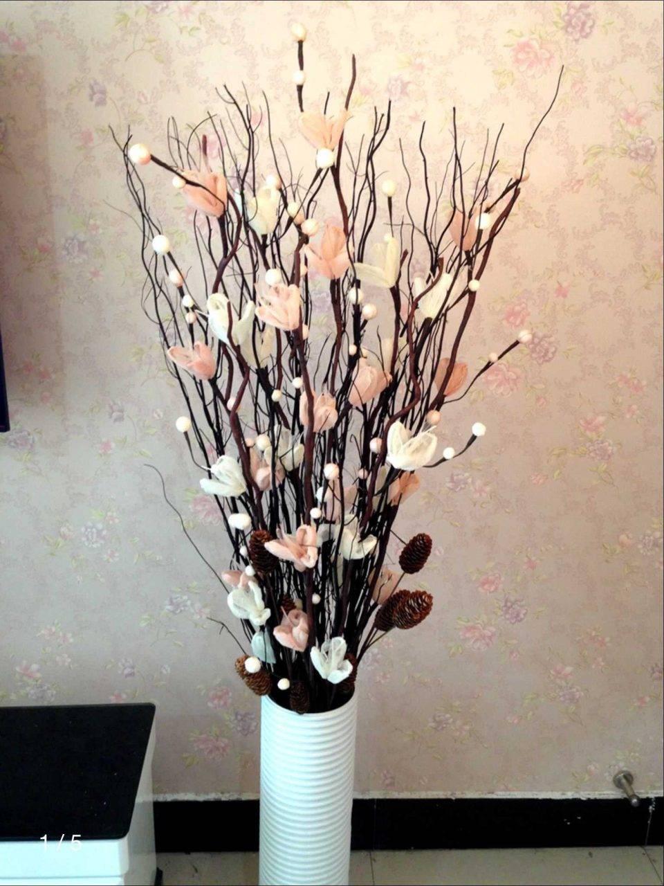 Декоративные напольные вазы в интерьере: 100+ лучших фото и идей