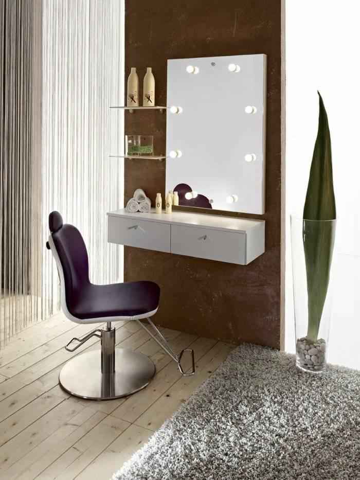 Как выбрать идеальный туалетный столик в спальню?