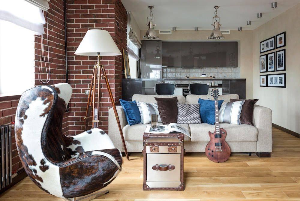 Рекомендации по оформлению дизайна интерьера гостиной в хрущевках