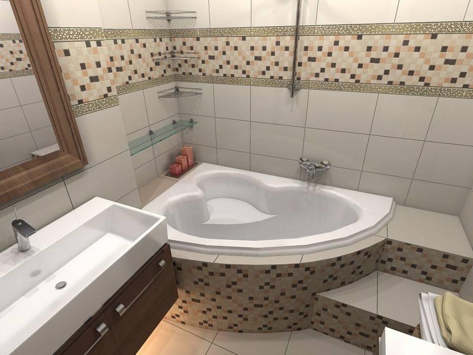 Ванная без ванной - 125 фото дизайна для маленькой ванной комнаты