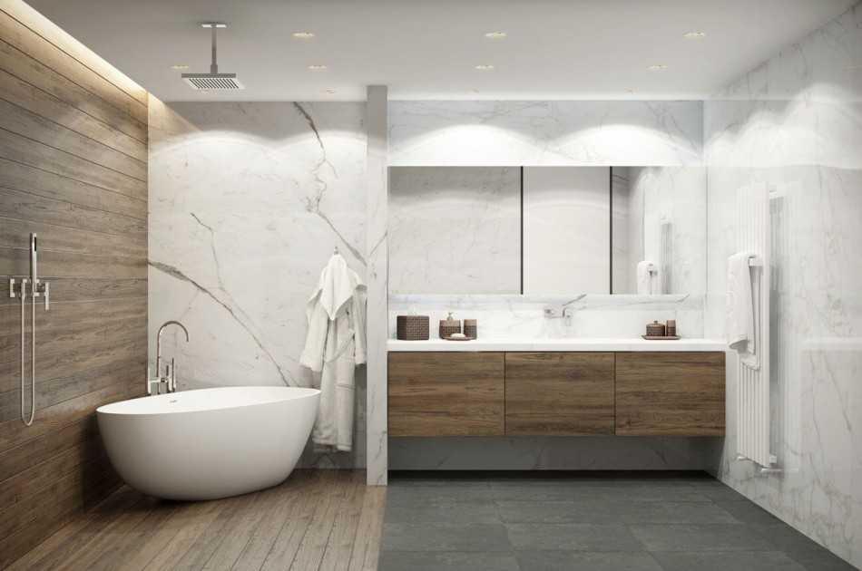 Дизайн ванной комнаты: топ-150 фото идей для оформления интерьера ванной