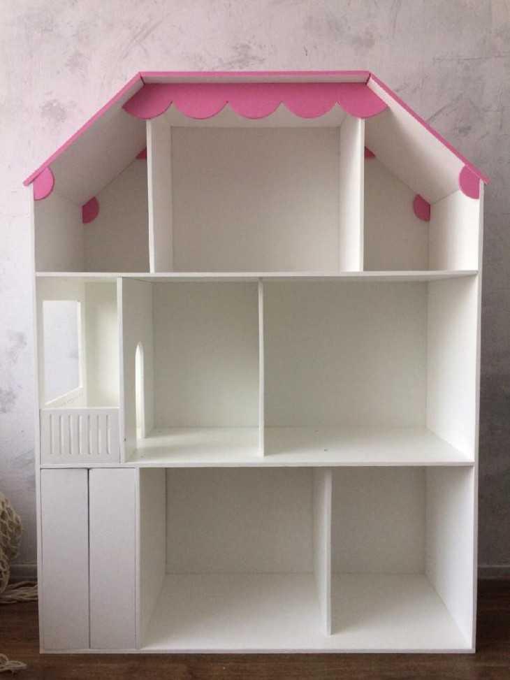 Как сделать кукольный домик своими руками: самые интересные идеи