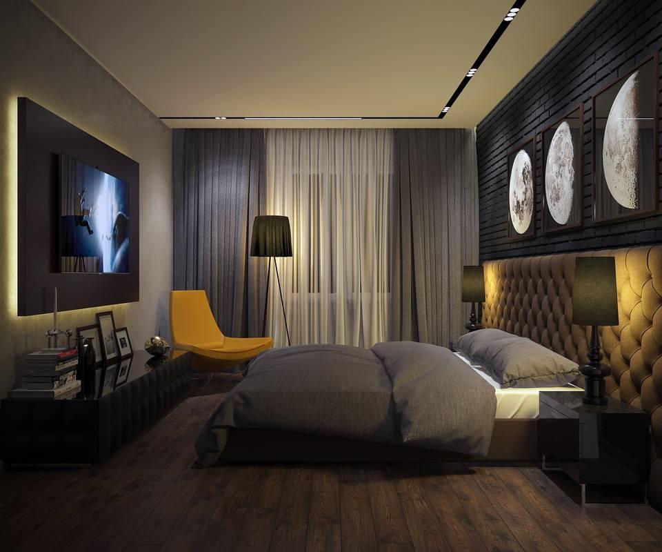 Как расположить спальню: инструкция по расстановке мебели в интерьере спальни. топ-100 фото идей дизайна