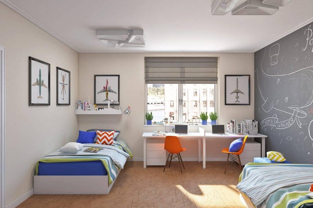 Дизайн спальни с детской кроваткой: 75 фото