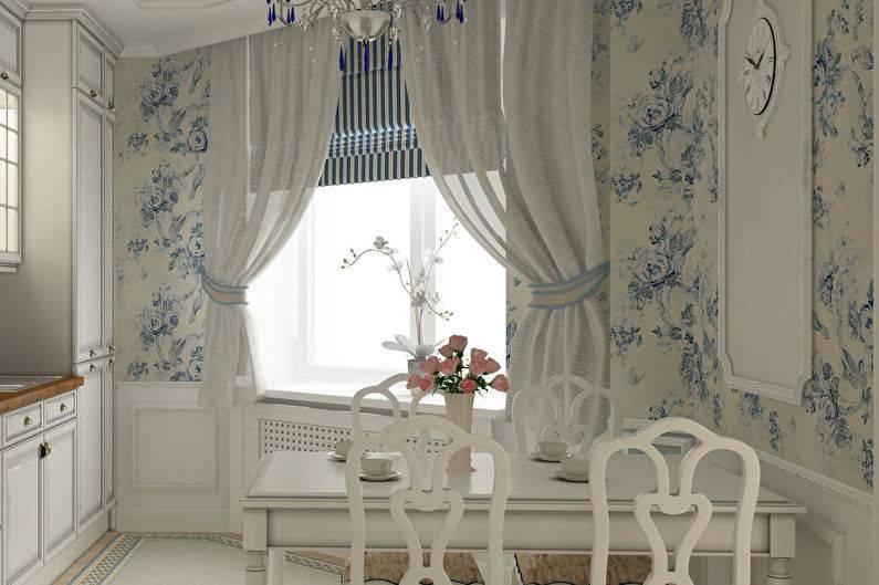 Сочетание цветов штор и обоев: как выбрать, как подобрать для интерьера