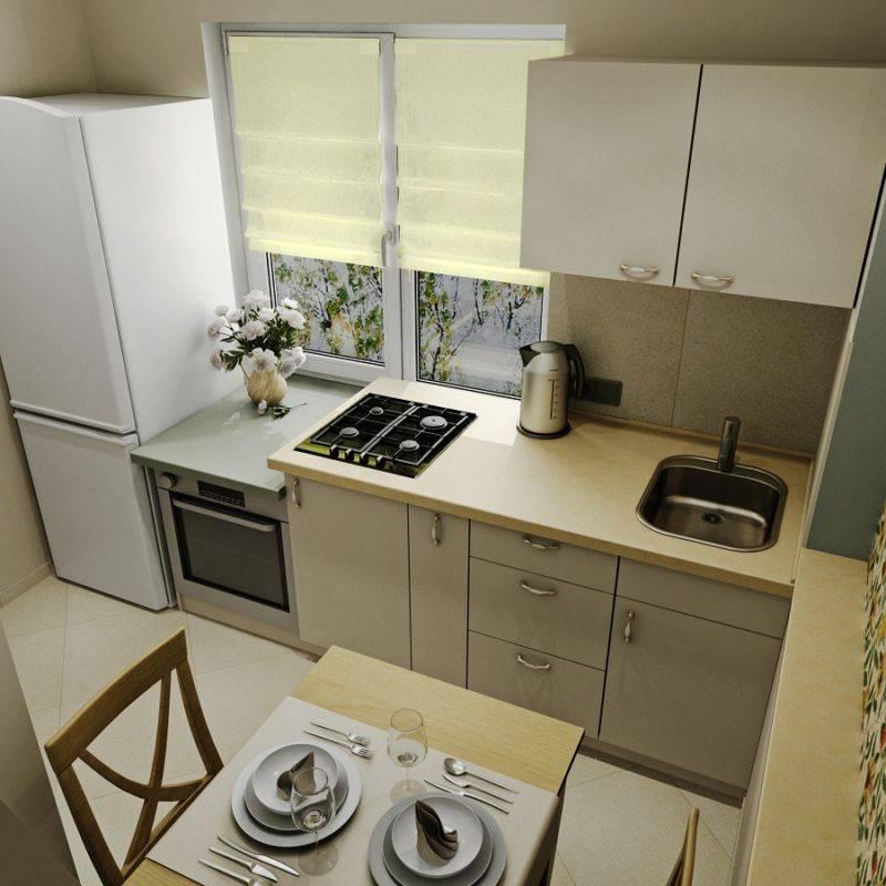 Квадратная кухня: фото примеры, варианты планировки, способы оформления большой и маленькой квадратной кухни