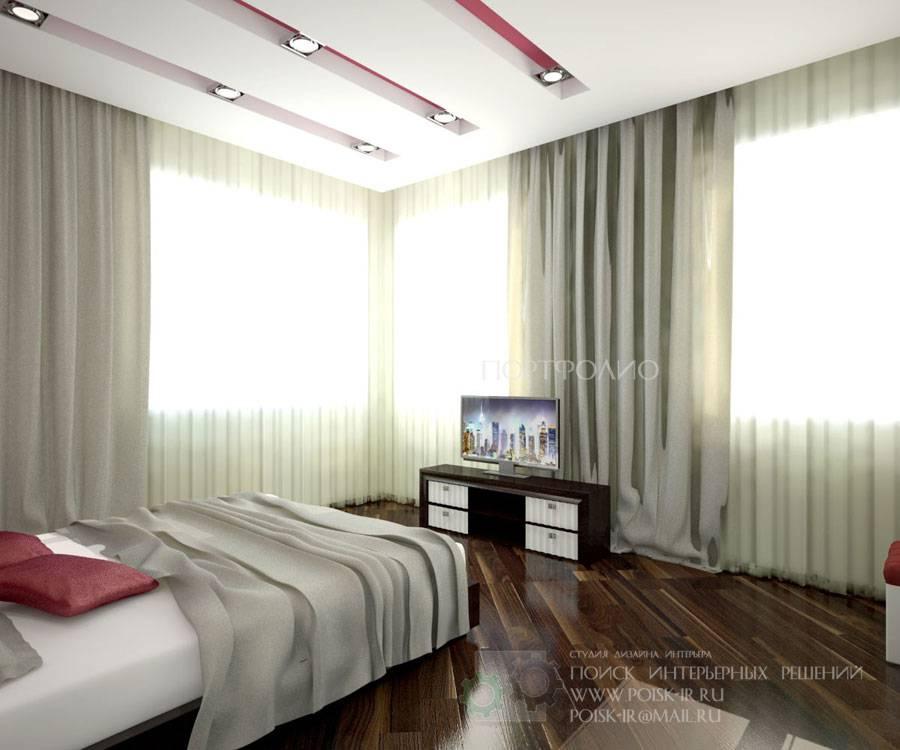 Выбираем шторы на два окна в гостиную (зал)