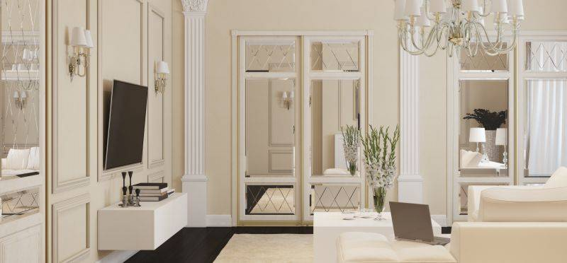 Классический стиль (89 фото): современная классика в интерьере, декор и банкетки для прихожей, оформление комнат и ремонт квартиры
