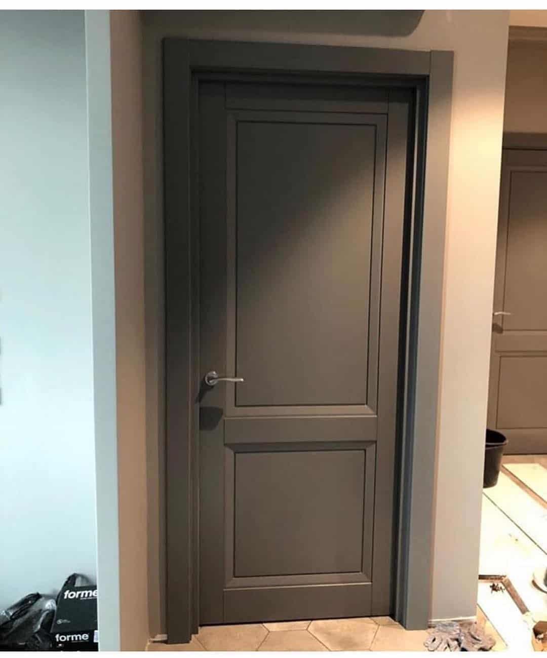 Фото межкомнатных дверей: варианты и преимущества применения современных дверей