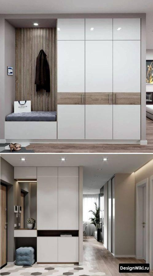 Оформление прихожей в квартире  - 35 фото с лучшими идеями