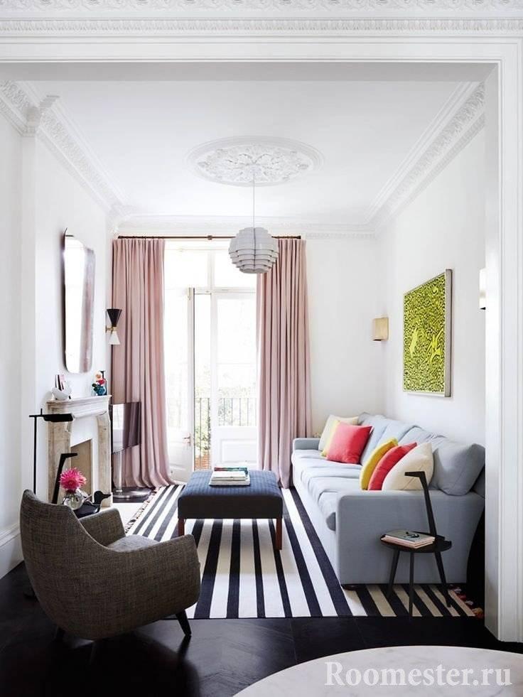 Современный дизайн интерьера спальни 12 кв. метров