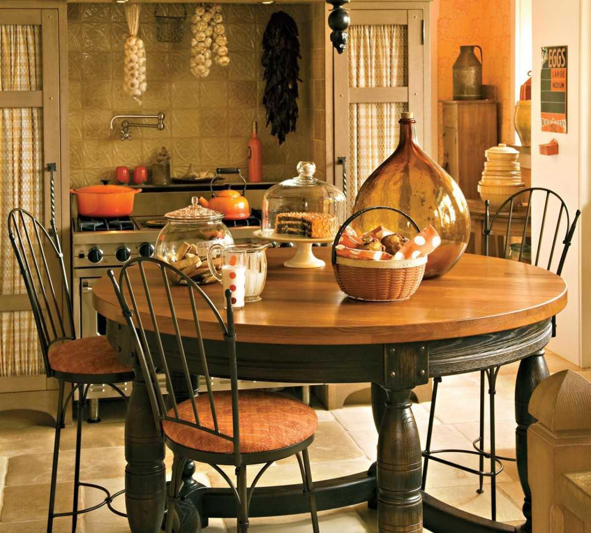 Обеденный стол: где разместить стол и как правильно выбрать форму? (50 фото)