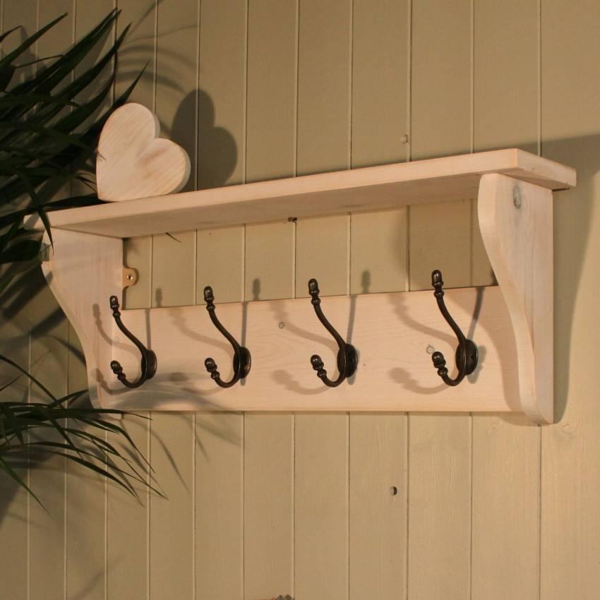 Вешалка своими руками - пошаговая инструкция изготовления вешалок