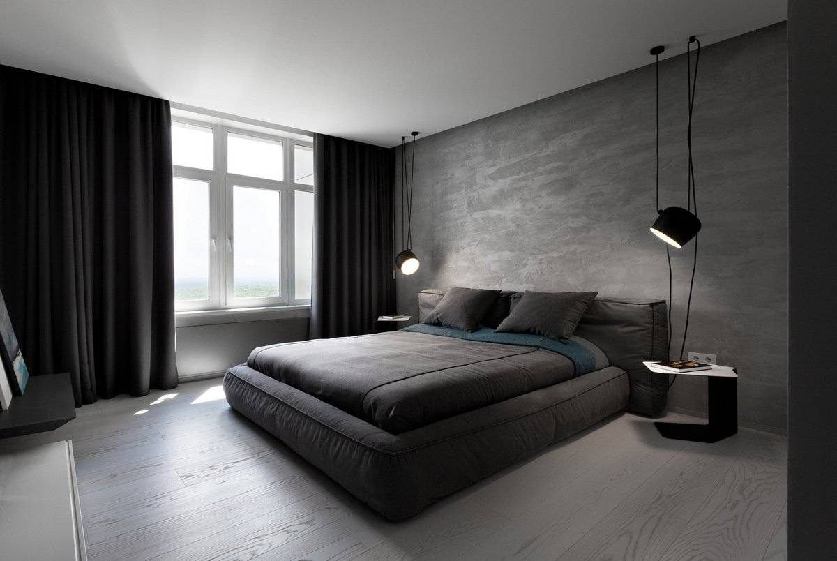 Спальня в стиле минимализм: готовые идеи и советы (65 фото) | все для дома. дизайн и интерьер.