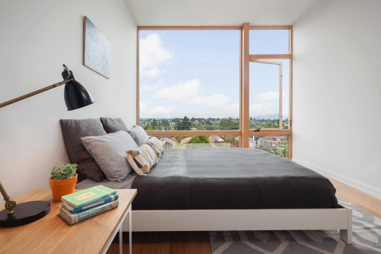 Спальня в стиле минимализм: готовые идеи и советы (65 фото)