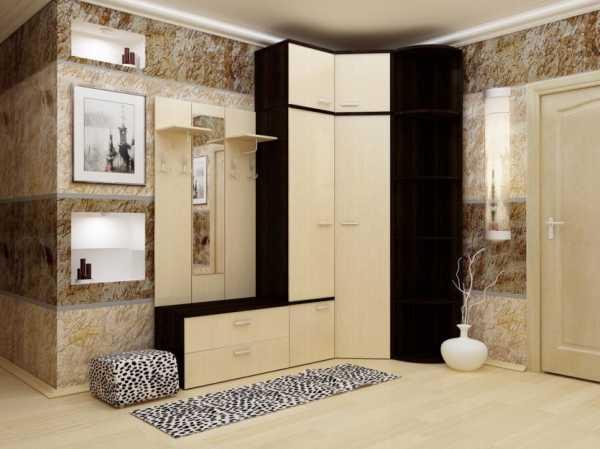 Фотографии интересных примеров дизайна интерьера прихожей комнаты