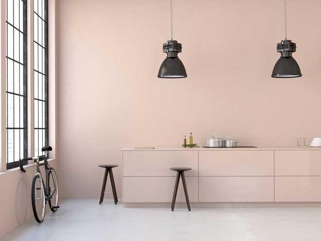 Краска для стен на кухню: какую выбрать