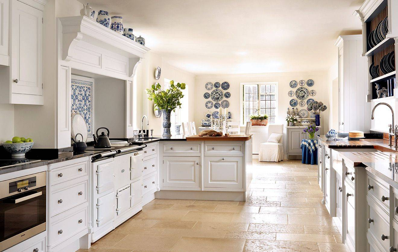 Дизайн кухни в стиле кантри (+55 фото) – идеи интерьеров