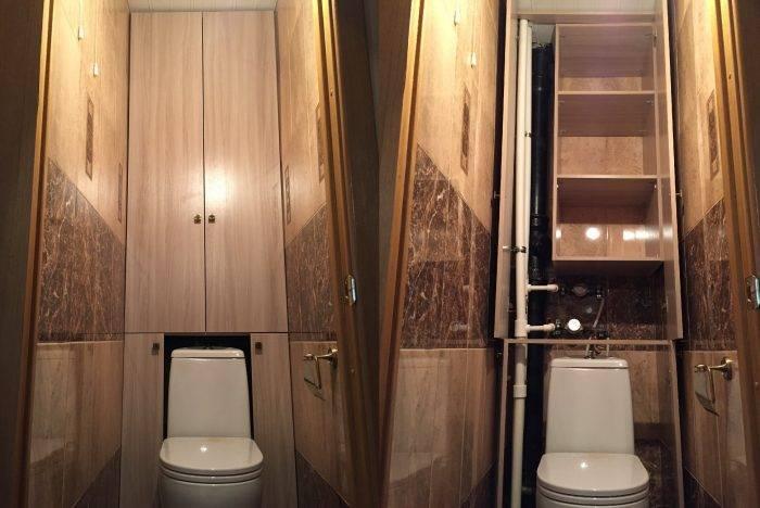 Дверца для шкафа в туалете