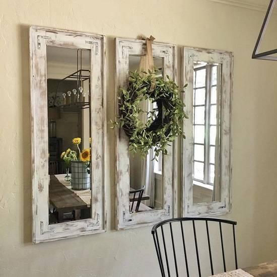 Фальш-окна в интерьере | домфронт