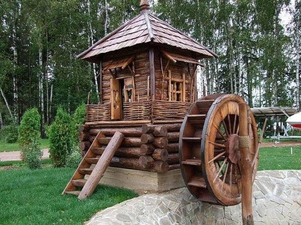 Мельница своими руками - создаем по инструкциям от мастеров (52 фото-идей)