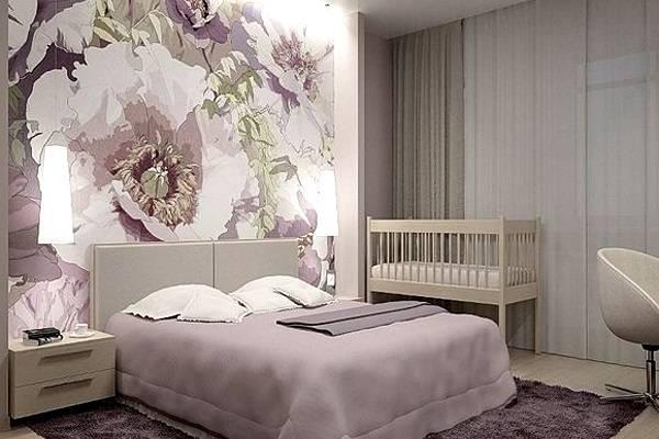 Обои для маленькой гостиной комнаты: фото, принципы оформления