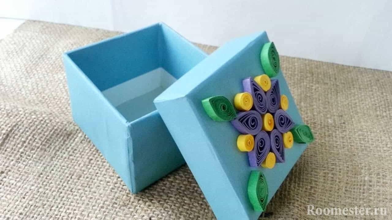 Декор коробки — 115 фото оформления и лучшие идей создания элементов дизайна своими руками