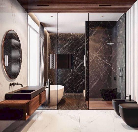 Ванная комната с душевой: плюсы, минусы и рекомендации по выбору лучшей модели