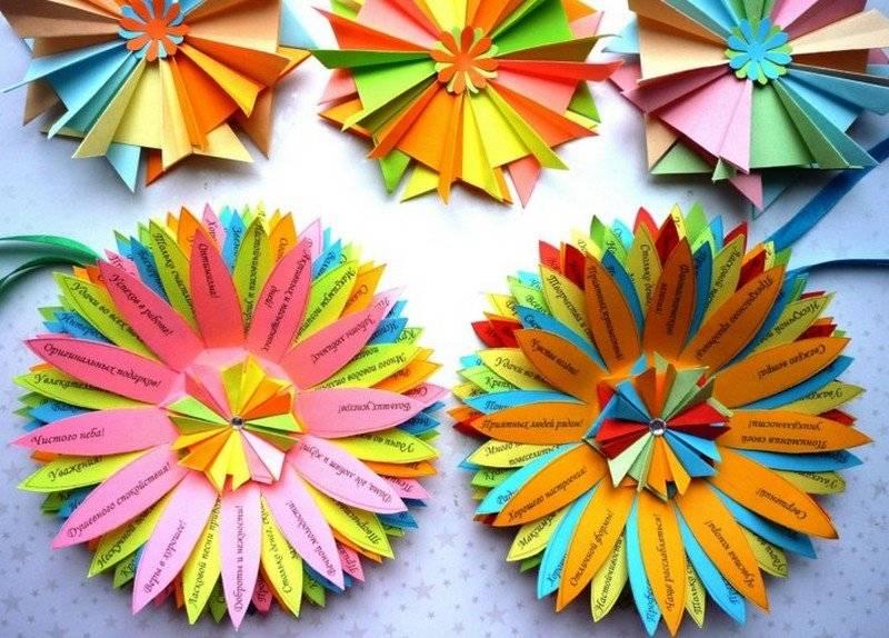 Цветы из бумаги для начинающих своими руками. пошаговые инструкции + 200 фото