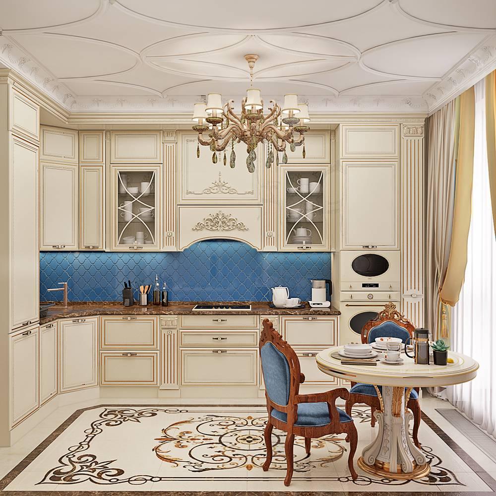 Как выбрать и установить плинтус на столешницу для кухни?