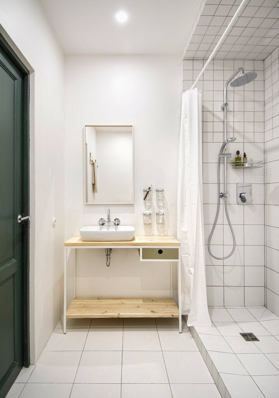 Актуальные идеи дизайна маленькой ванной комнаты