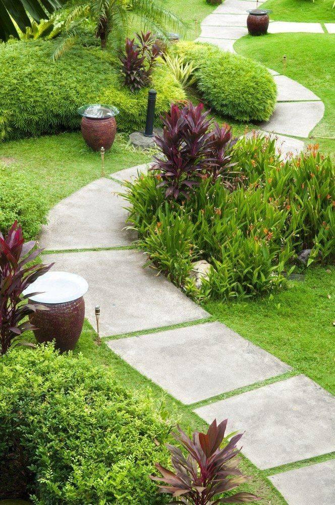 Садовые дорожки своими руками: подборка дизайн-идей + пошаговые мастер-классы