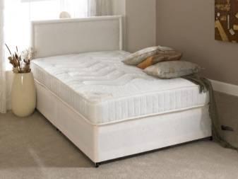 Стандартные размеры односпальной кровати: правила выбора для взрослого и ребёнка