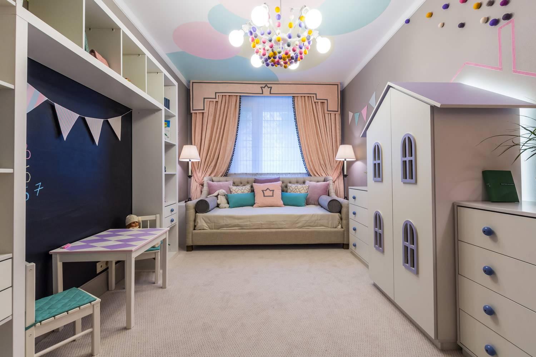 Узкая детская комната: советы по визуальному расширению детской. лучшие дизайнерские работы с узкими детскими комнатами на 105 фото!