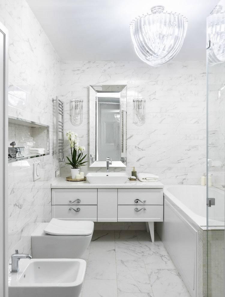 Дизайн ванной комнаты в квартире (94 фото): правила красивого оформления ванной в обычной квартире, проекты и варианты отделки