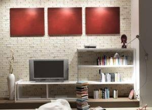 Лепнина в интерьере: выбор материала + варианты декора