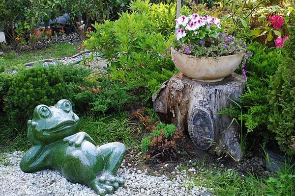 Садовые скульптуры