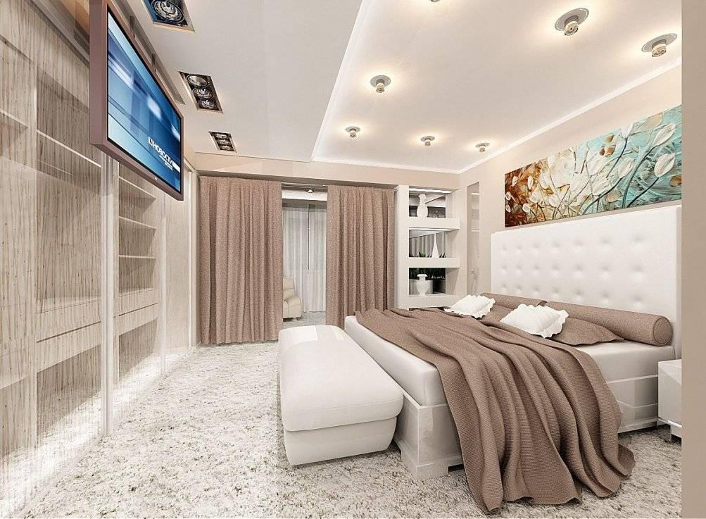 Спальня с балконом - 120 фото необычных современных идей оформления спальни
