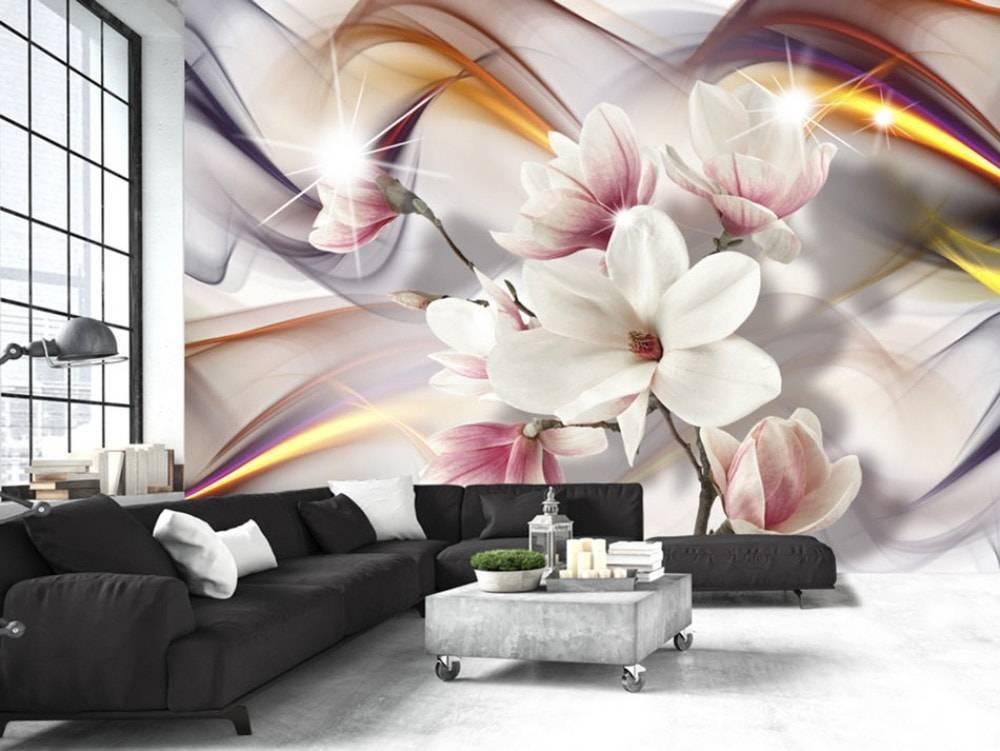 Обои для зала в частном доме (53 фото): дизайн зала с обоями 2021. как выбрать красивые обои для интерьера?