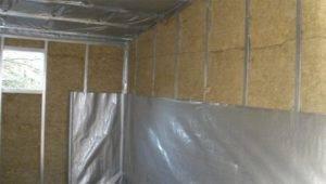 Внутренняя отделка гаража: применяемые материалы