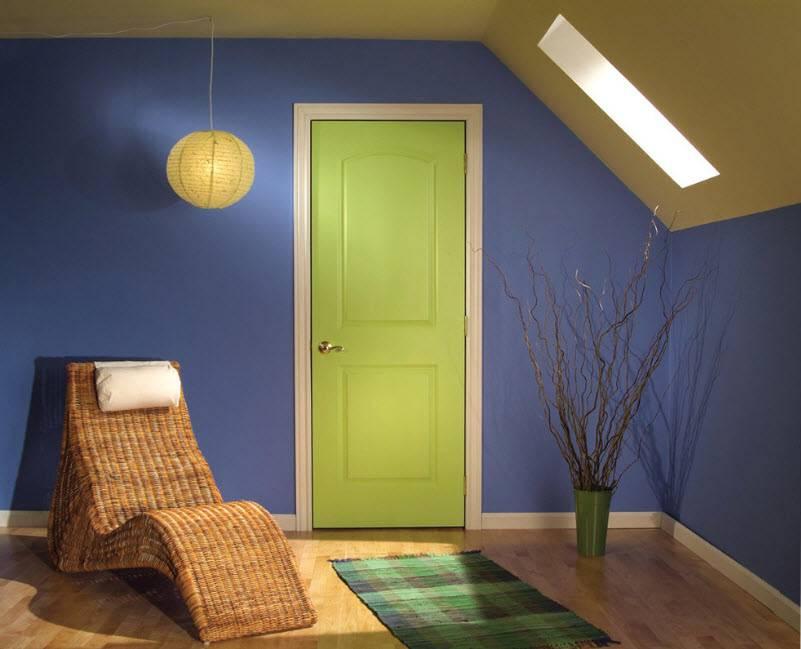 Межкомнатные двери – выбираем направление и сторону открывания